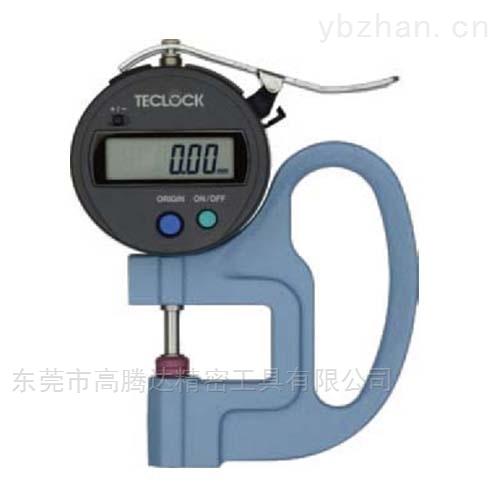 日本TECLCOK得乐 数显式厚度测量仪