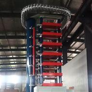 1800kV/160kJ沖擊電壓發生器