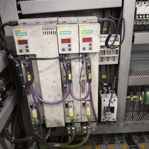 西门子6SE7021/22伺服控制器报F025
