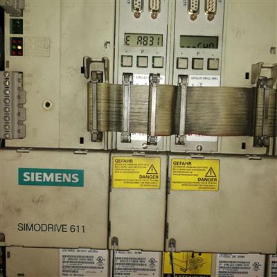 西门子611U驱动器加不上使修复过八年了