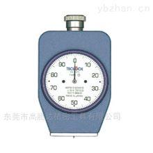 日本TECLOCK JIS K 7215标准型橡胶硬度计