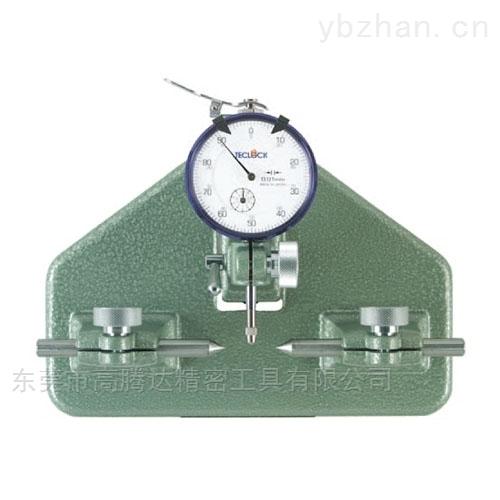 日本TECLOCK得乐小型偏心检测仪张力计