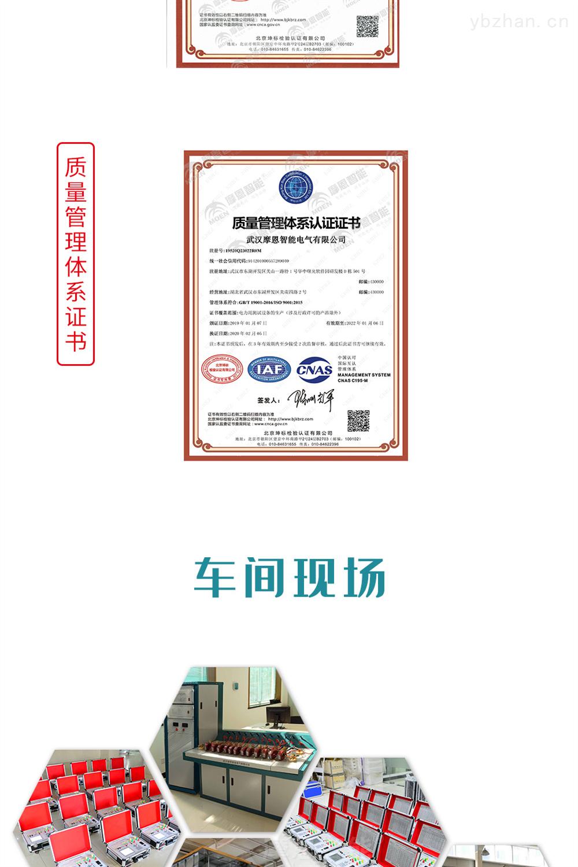 便携式电能质量分析仪质量管理