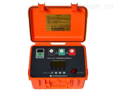 MOEN-6005/MOEN-6010  智能绝缘电阻测试仪