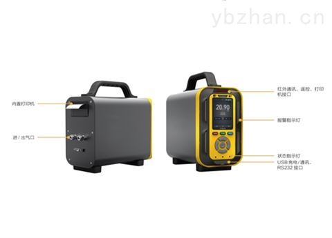 MOEN-Y6D 矿用复合气体检测仪