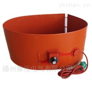 橡胶油桶加热带电热带加热器