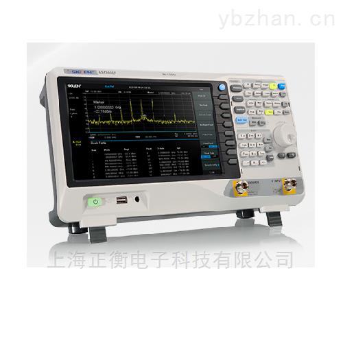 SSA3000X/X-E系列频谱分析仪