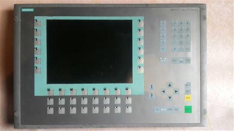 西门子MP377触摸屏加载程序的时候死机