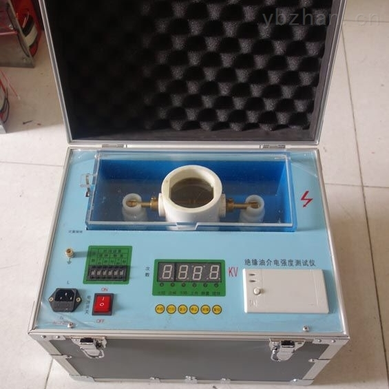 电力绝缘油介电强度测试仪