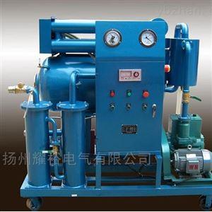 DZJ系列单级高效真空滤油机生产厂家