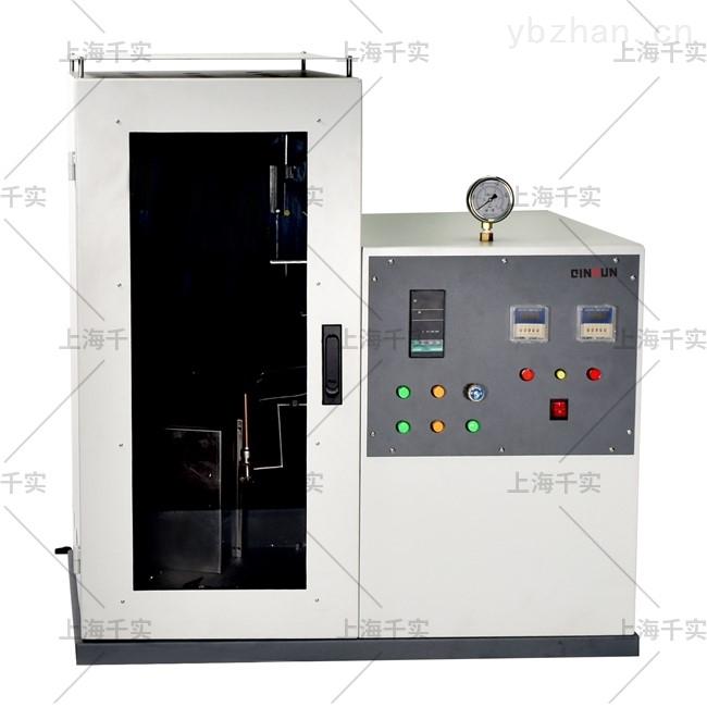 口K罩阻燃性测试仪/熔喷布燃烧试验仪