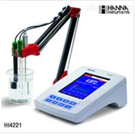HI4221大彩屏高精度实验室酸度测定仪