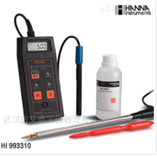 便携式土壤电导率测定仪