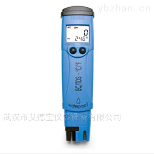 防水型笔式EC/TDS/温度测定仪