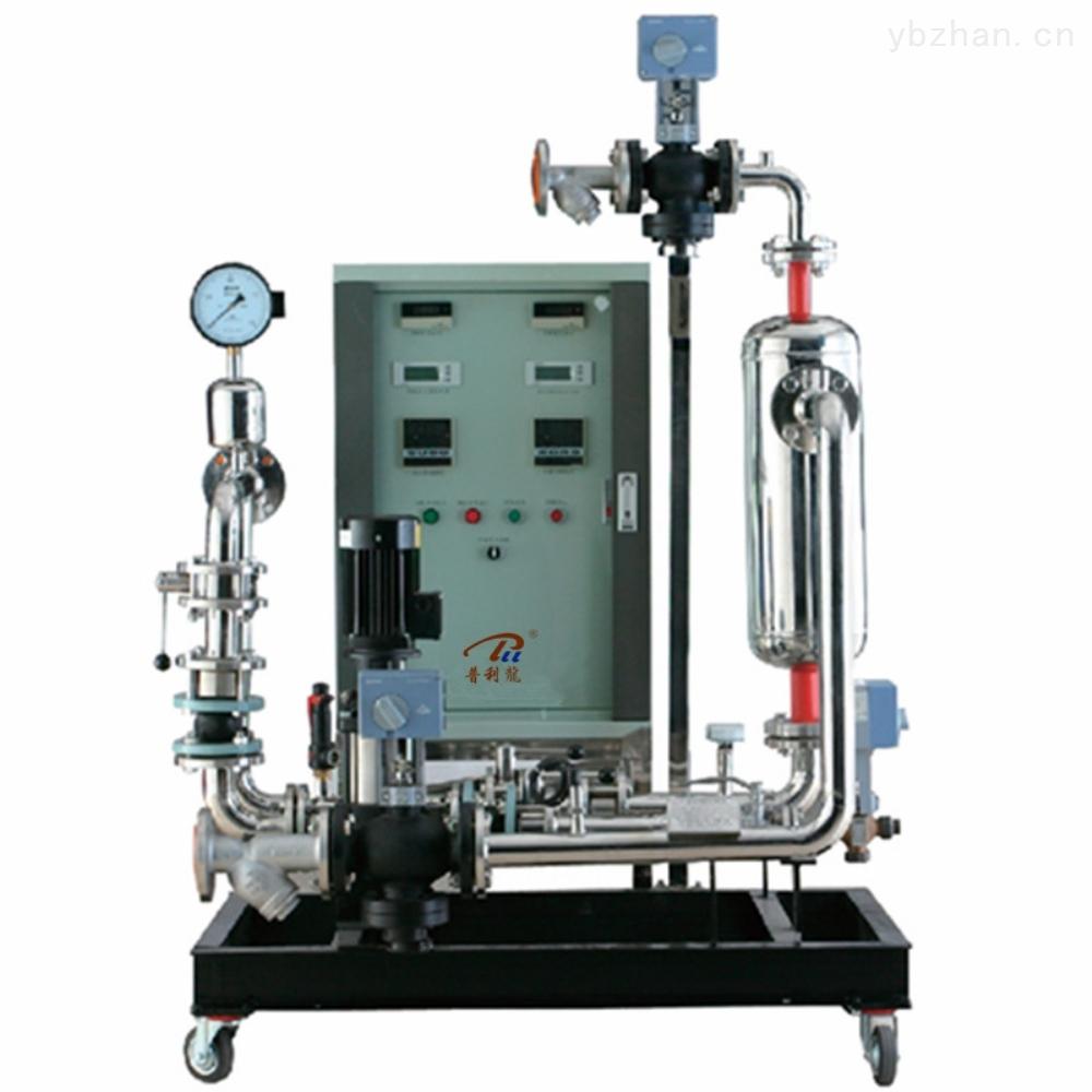 冷热媒混合型热敏传感换热设备