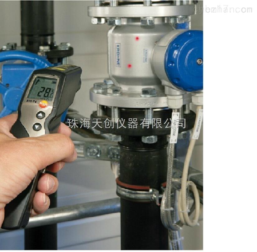 德国德图testo 830-T4非接触式红外测温仪