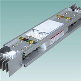 空气绝缘型封闭母线槽安装装置