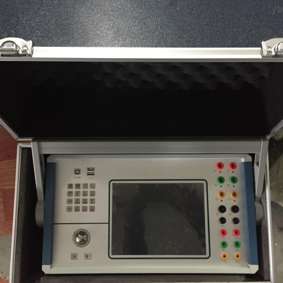 微机继电保护测试仪使用