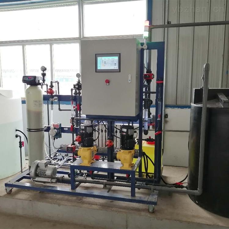 大功率次氯酸钠发生器-水厂消毒设备厂家