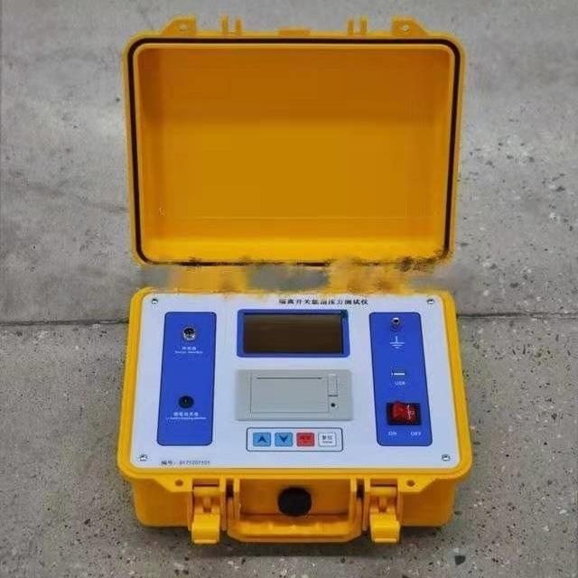 高品质高压隔离开关触指压力测试仪