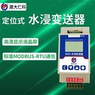 RS-SJ-DW-N01R01-1定位漏水报警 水浸传感器