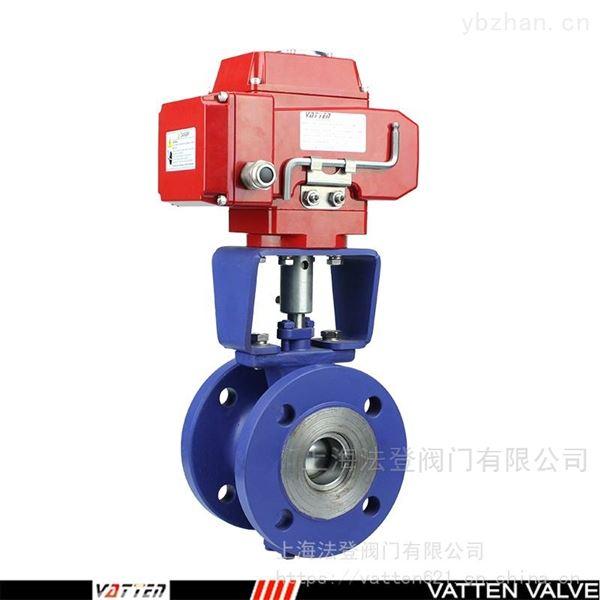 电动对夹过气球阀 电动O型对夹球阀作用