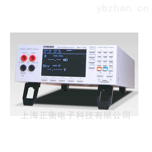 日本菊水KIKUSUI BIM1030电池内阻测试仪