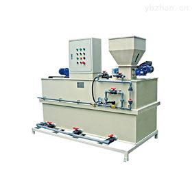 HCJY潍坊PAM加药装置全自动全套加药设备厂家