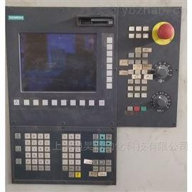 西门子802D数控加工中心25201轴Z伺服故障