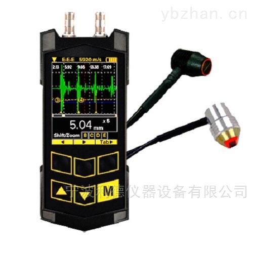 捷克诺顿B6-C高精度超声波测厚仪