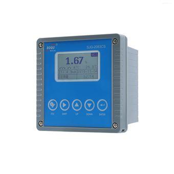 SJG-2083CSHCL感应式数字盐酸浓度计,氢氧化钠分析仪