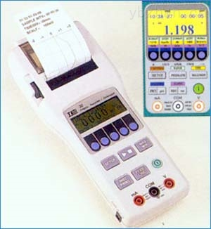 打印图形记录仪TES30A