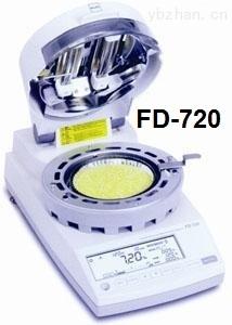 FD-720快速水分测定仪,kett水分仪,测水仪