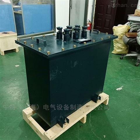 防爆变压器KSG-30KVA 1140v/660v全铜线