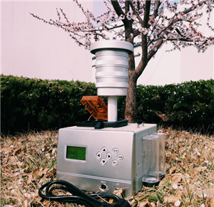 青岛明成6120型综合大气采样器(加热型恒温型)