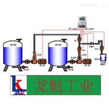 純水定量控制系統普通型