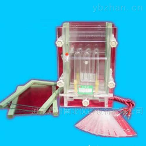 DYCZ-28D双板夹芯式垂直电泳仪(槽)
