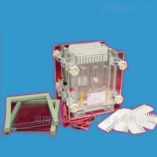 DYCZ-28C双板夹芯式垂直电泳仪(槽)