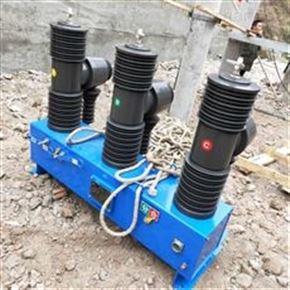 户外35KV电站型断路器
