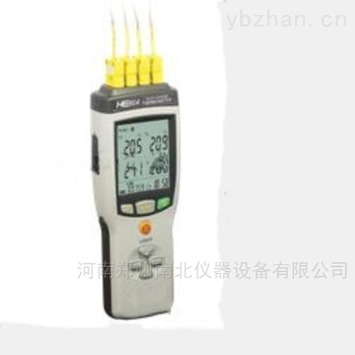 HE800热电偶测温温湿度记录仪
