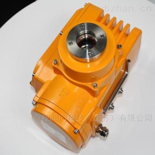精小型阀门电动装置执行机构