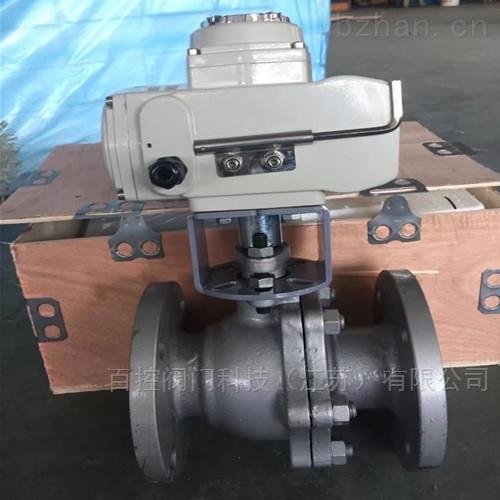 电动球阀  百控阀门电动头生产厂家