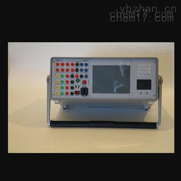 吉林省承试电力设备微机控制继电保护测试仪