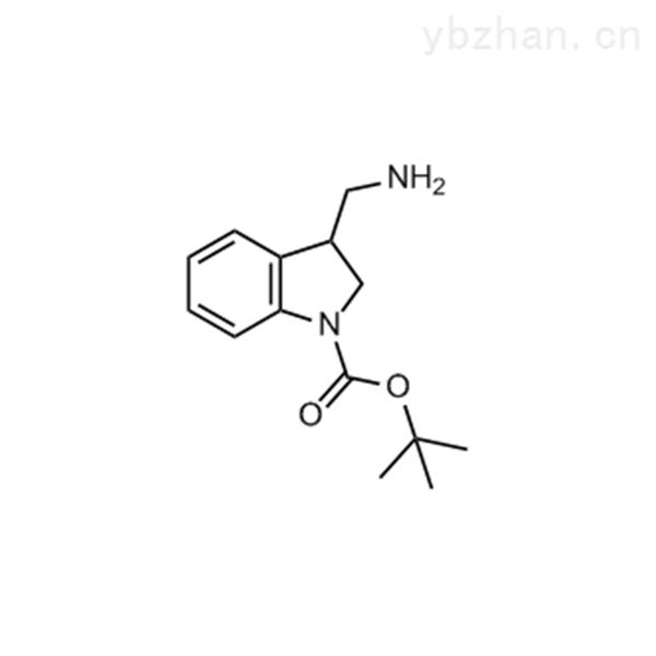 tert-Butyl 3-(aminomethyl)indoline-1-carboxylate