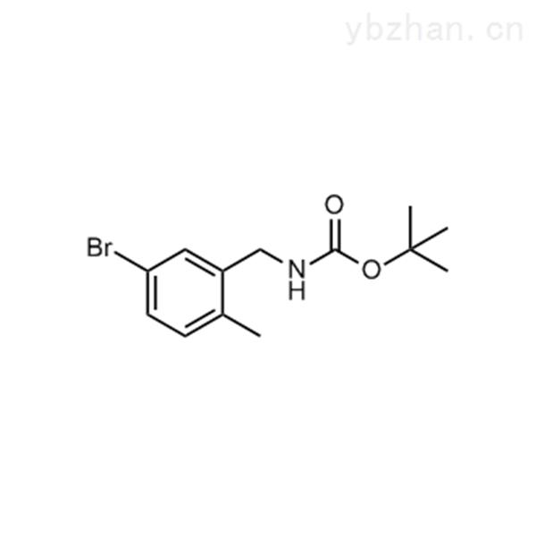 tert-Butyl (5-bromo-2-methylbenzyl)carbamate