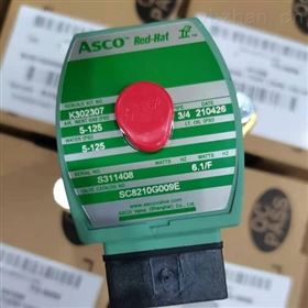 SCE238D002-美国ASCO活塞式电磁阀,SC8210G009E
