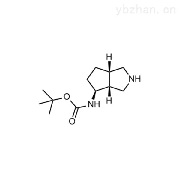 tert-Butyl ((1S,5R,6S)-3-azabicyclo[3.3.0]octan-6-yl)carbamate