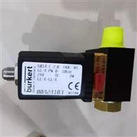 126147讲解BURKERT直动式电磁阀使用要求