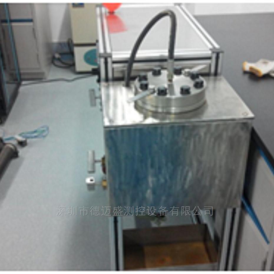 陶瓷品红压力试验装置