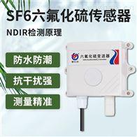 RS-SF6-N01建大仁科 电厂配电室六氟化硫报警系统